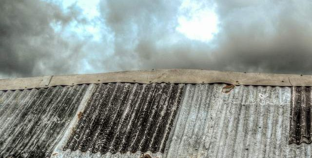 Vecchio tetto